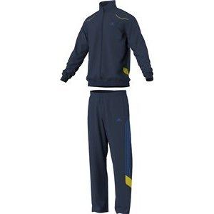 adidas Ts Entry WV–Tuta di prodotti da allenamento per uomo, taglia 186cm, colore: blu taglia 186cm