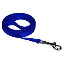 Dog Leash - Nylon - 6 Ft. Blue with a Width of (Blue Dog Leash)