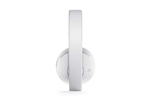 عروض Sony Interactive Entertainment Gold Wls Headset White - PlayStation 4