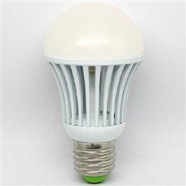 White Light 7W Home Furnishing LED Energy Saving Ceiling Lamp Bulbs
