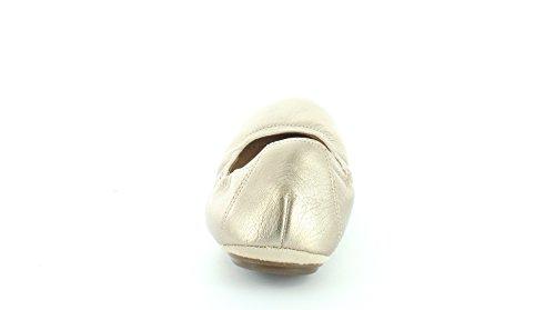 Ballet Erica Gold Grayson Clarks Flat XEwfx5