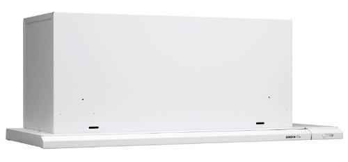 Broan 153601 Slide Out Range Hood, 36-Inch 300 CFM, White by Broan