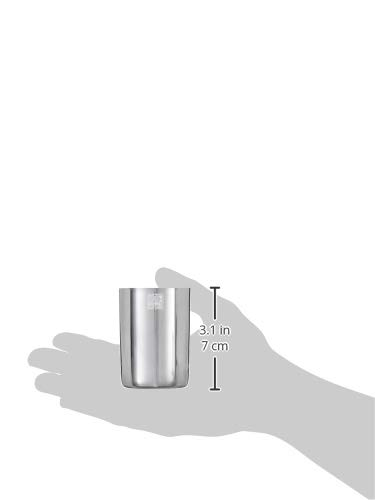 Pigeon-Stainless-Steel-Glasses-Set-of-6-Silver-300ml