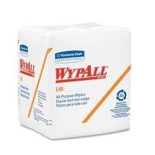 WypAll L40 Wipes Case of 1008 KIMBERLY CLARK-BALLARD KCH05701 Case MMED-KCH05701 Case