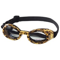 Doggles ILS Medium Leopard and Smoke Lens, My Pet Supplies