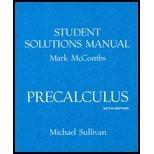 Precalculus, McCombs, 013041221X