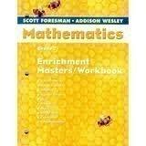 Scott Foresman-Addison Wesley Mathematics, Scott Foresman, 0328049336