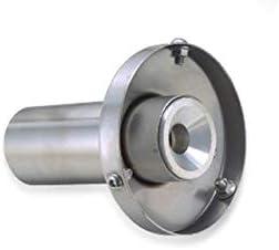 BRZ Tomei Titanium Exhaust Repair Part Sound Reducer #12 For TB6090-SB03C