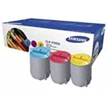 Samsung Color Toner Cartridge. CYAN MAGENTA YELLOW TONER VALUE PACK FOR CLP-300 L-SUPL. Laser - Cyan, Magenta, Yellow