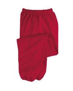Jerzees Men's Super Sweatpants with Pocket (Red/X-Large)