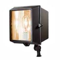 Intermatic FL150HPS 150W High Pressure Sodium Flood Light (120 208 240 277V Multi-Tap)