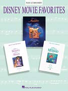 Hal Leonard Disney Movie Favorites Piano Accompaniment for Instrumental Solo Songbooks (Disney Solos For Clarinet)