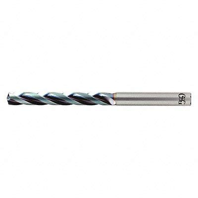 OSG USA 8662810 8.1 mm Carbide High Performance EXOPRO Mega Muscle Drill-WD-1