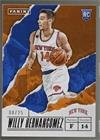 Willy Hernangomez #8/25 (Trading Card) 2017 Panini Father's Day - [Base] - Thick Stock #47