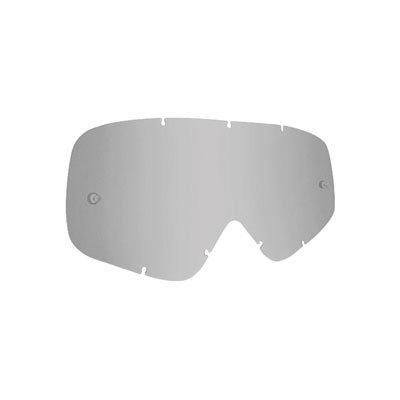 Grey Chrome Lens - VonZipper Porkchop MX Goggle Lens (GREY CHROME)