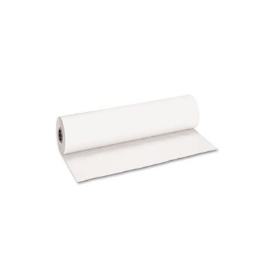 Pacon 101208 Decorol Flame Retardant Art Rolls, 76 lbs., 36 in. x 1000 ft, Frost White by Pacon