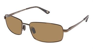 Amazon.com: TOMMY BAHAMA TB6002 002 Brew - Gafas de sol ...