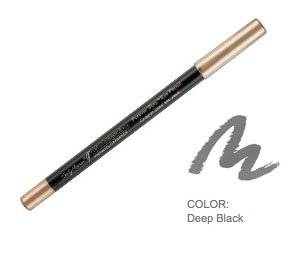 SALLY HANSEN EYE PENCIL FOREVER STAY #1044-01 DEEP BLACK by Sally Hansen