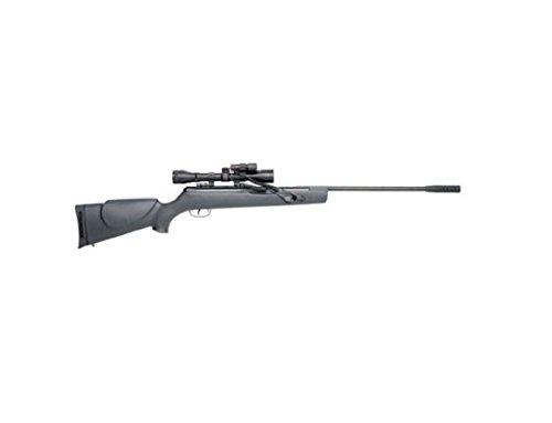 Gamo 6110087154 Varmint Hunter HP .177 Caliber Air Rifle with Laser and Light (177 Pellets Light)