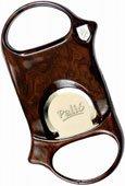 Palio Composite Cigar Cutter (Burl Wood)