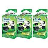 Fujifilm QuickSnap Flash 400 Disposable 35mm Camera by Fujifilm