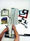 Logan Replacement Mat Cutter Blade - Pack 100