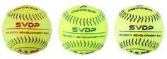 Decker Sports Velocity Development Softballs