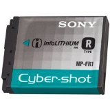 Price comparison product image Sony NP-FR1 InfoLithium Battery for DSCP100 / 200 / F88 / V3 Digital Cameras - Retail Packaging