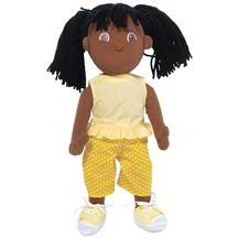 Excellerations African American Girl Cuddle Buddies image