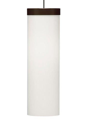KL-Mini Hudson Pend frost, ch LED by Tech Lighting