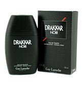 Guy Laroche Drakkar Noir By Guy Laroche For Men. Eau De Toilette Spray 1.0-Ounces