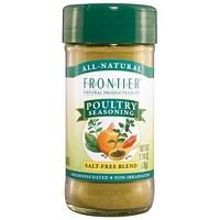 Frontier Herb Poultry Seasoning, 1.34 Ounce - 6 per case