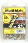 Multi-Mate 21714 Multi-Mate Screw 10X2 Phillips Phillips - F