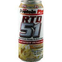 Met-Rx RTD 51 - 12 - 15 Fl. Oz. Cans - Creamy Vanilla