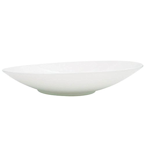 TableTop King SHER-16 Sheer 10 1/2 Bone White Round Porcelain Plate - 12/Case ()