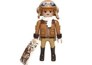 7b66e6d785 Promohobby Figura de Playmobil Serie 13 de Aviador: Amazon.es: Juguetes y  juegos