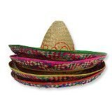 Deluxe Sombreros 12 per pack ()
