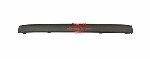 Bmw Impact Strip (Genuine BMW E46 M-tech Impact Strip Front Bumper Trim Center OEM 51118195304)