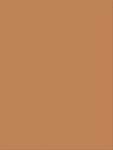 Pacon SunWorks Construction Paper, 9-Inches by 12-Inches, 100-Count, Brown (6704)