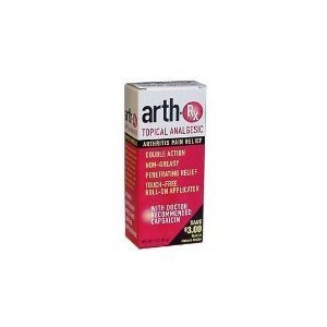 ARTH-RX TOPICAL LOTION(Pack of 6) by Arth-Rx