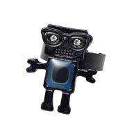 girl robot mood ring - 3