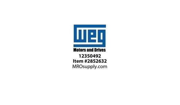 WEG FAN-E180W2102P Plastic Cooling Fan Standard Efficiency