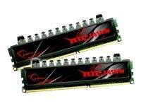 G.SKILL 8GB (2 x 4GB) Ripjaws Series DDR3 1333MHz (PC3 10666) 240-Pin Desktop Memory Model F3-10666CL7D-8GBRH