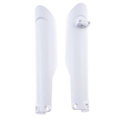 Acerbis Lower Fork Cover Set 15 White for Husqvarna FC 250 2015