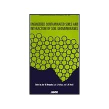 Engineered Contaminated Soils and Interaction of Soil Geomembranes