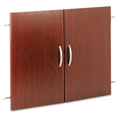 - Bush WC36711 - Series C Doors For Bookcases BSHWC24414, BSHWC24412, 35 x 29 x 3/4, Mahogany