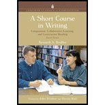 A Short Course in Writing : Composition, Collaborative Learning and Constructive Reading, Bruffee, Kenneth A., 0321423674