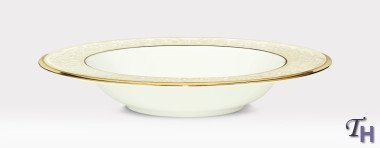 Noritake White Palace Soup/Cereal Bowl by Noritake CO., INC. - DROPSHIP