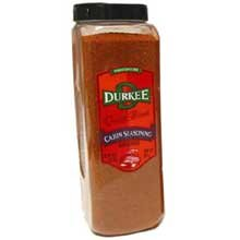 Durkee Cajun Seasoning -22 oz. container, 6 per case by Durkee