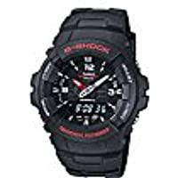 Casio Men's G-Shock Classic Analog-Digital Watch (Black)